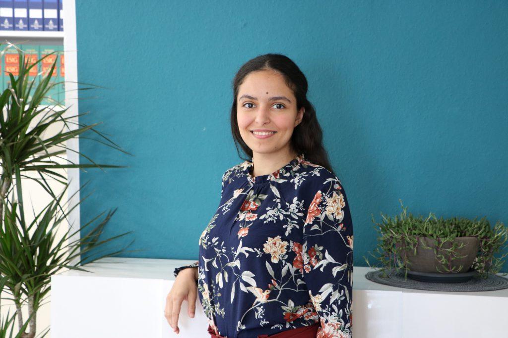Frau Hajar El Alami